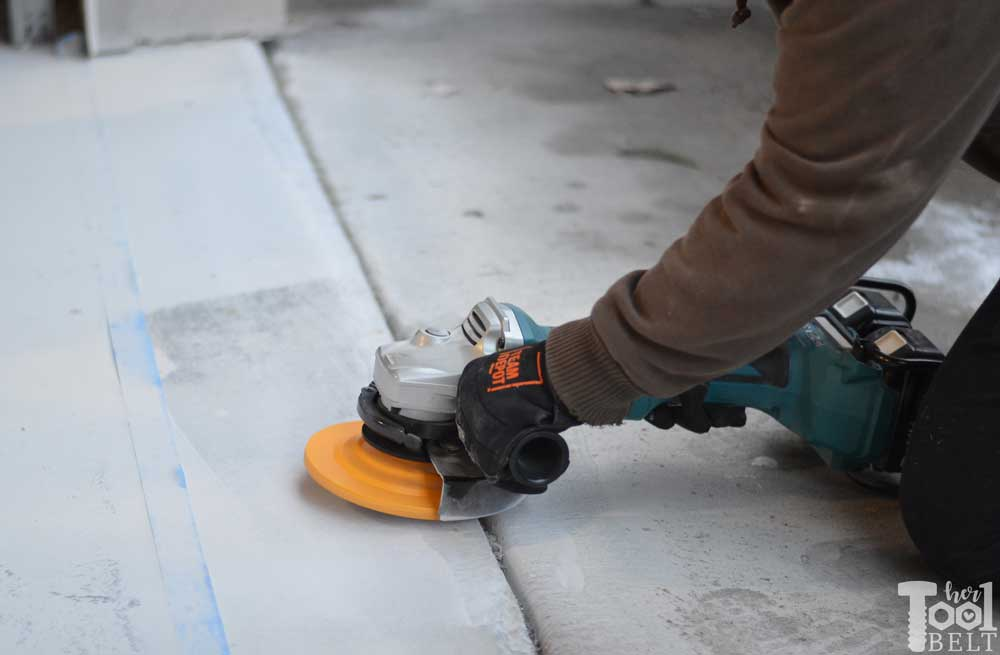 Grinding Down High Spots Concrete Floor Carpet Vidalondon