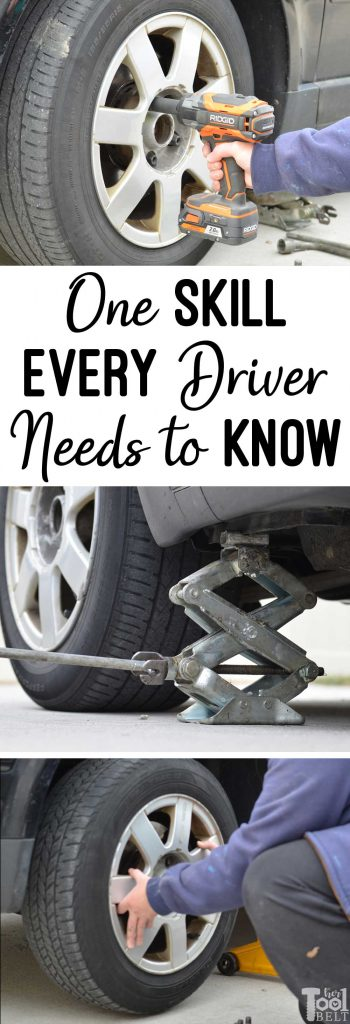 One skill that every driver needs to know. You never know when you'll get a flat tire, a few tips to make is go smooth.