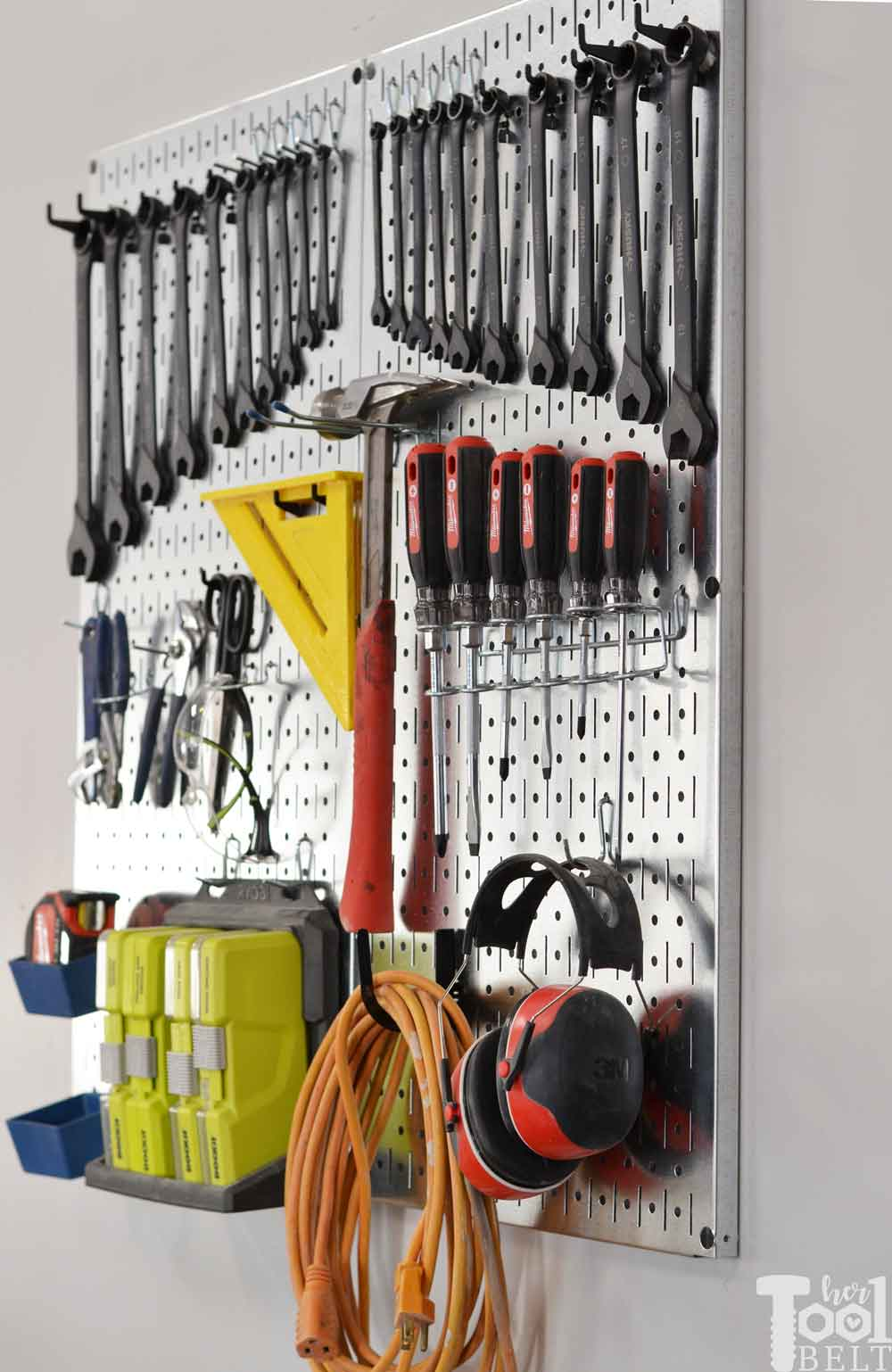garage tool organization ideas garage tool organization ideas tool belt 15752