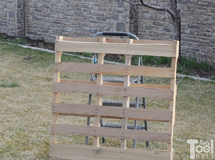 3 Tips to take apart pallets easily.
