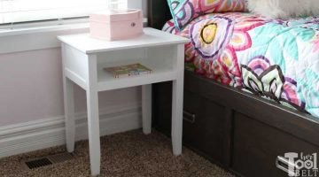 Ashley Nightstand – Free Plans