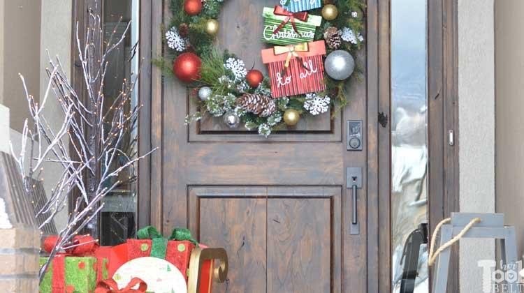 Front Door Refresh and Smart Lock Install