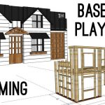 Basement Playhouse Build – Framing