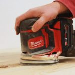 Milwaukee Cordless Random Orbit Sander Tool Review