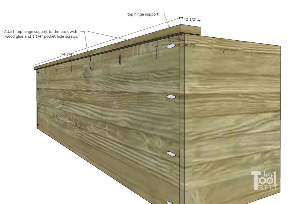 Prime Backpack Storage Bench Plans Her Tool Belt Machost Co Dining Chair Design Ideas Machostcouk