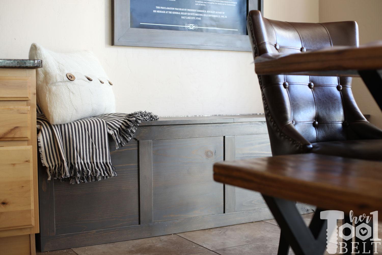 Peachy Backpack Storage Bench Plans Her Tool Belt Creativecarmelina Interior Chair Design Creativecarmelinacom