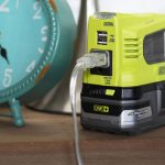 Ryobi Inverter – 18V Battery Powered
