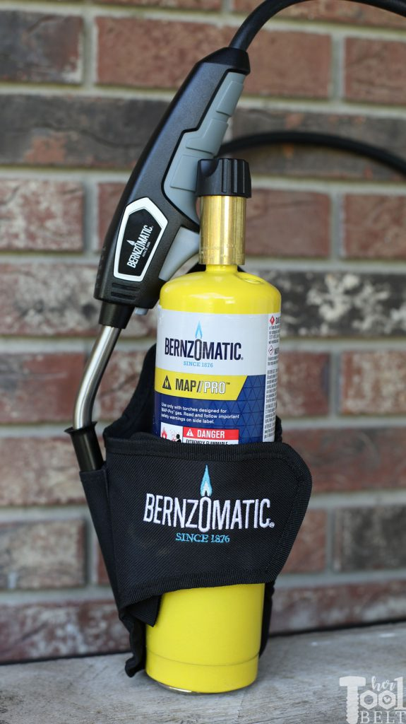 Tool review of the super handy Bernzomatic hose torch kit, great for soldering, brazing, wood burning, etc.