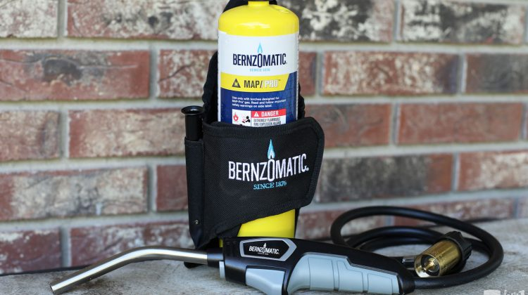 Bernzomatic Hose Torch Kit Tool Review