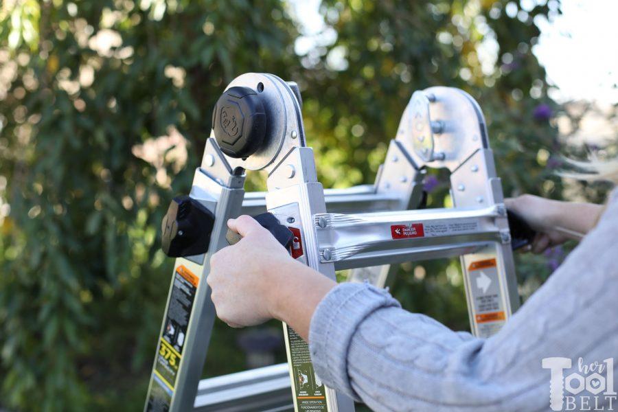 Gorilla ladder with 18 ft reach tool review, one ladder to replace the others!
