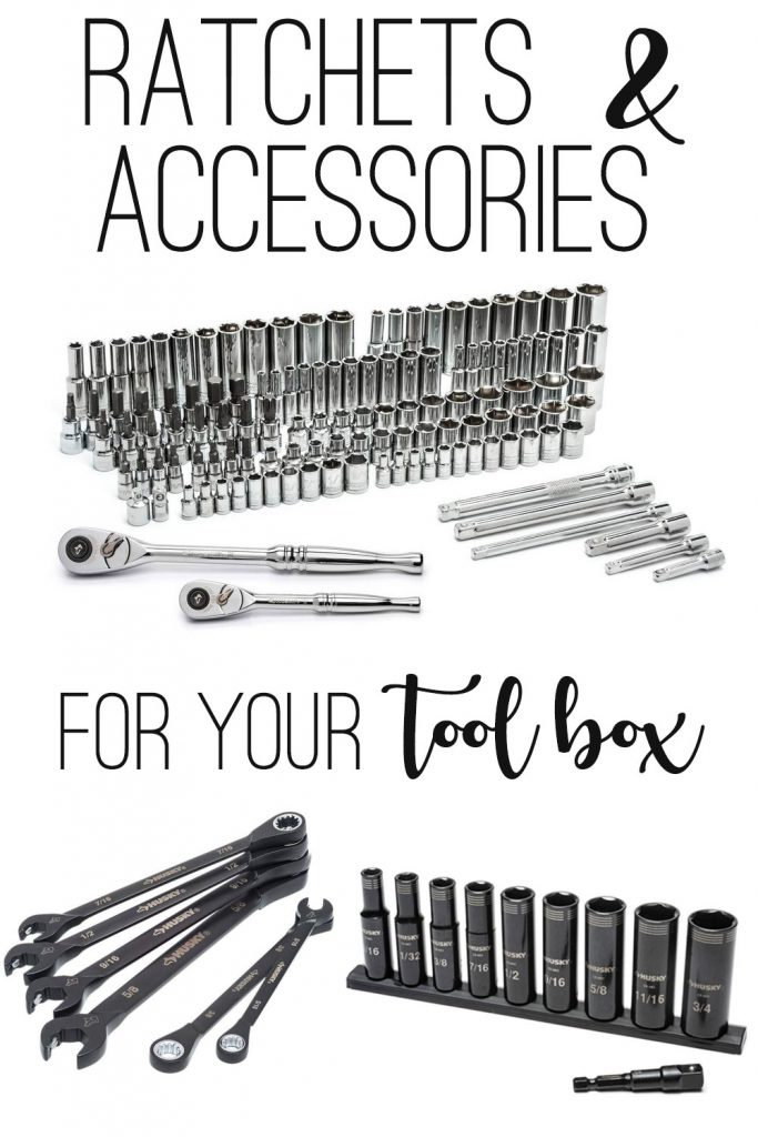 Innovative ratchets and socket accessories for your tool box.