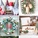 30 Christmas Decorations You Can Make