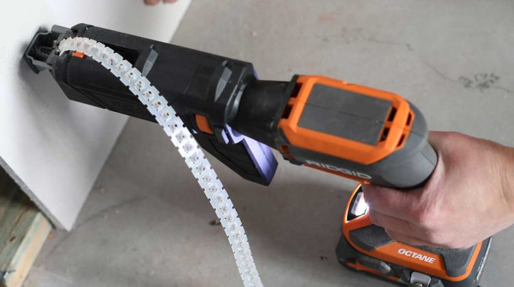 Ridgid Cordless Drywall Screwdriver Tool Review