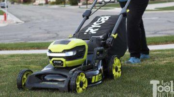 Ryobi 40V Battery 21″ Lawn Mower Review