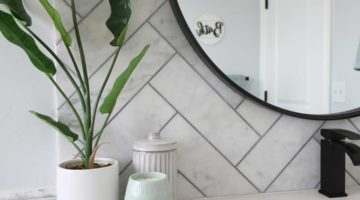 Master Bathroom Reno Reveal – Jeffrey Court All-Star Challenge