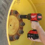 Milwaukee Impact Wrench and Power Ratchet