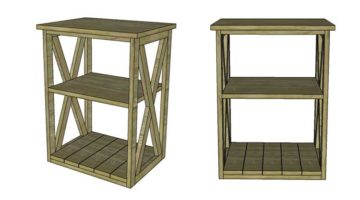 Stacey Side Table Plans